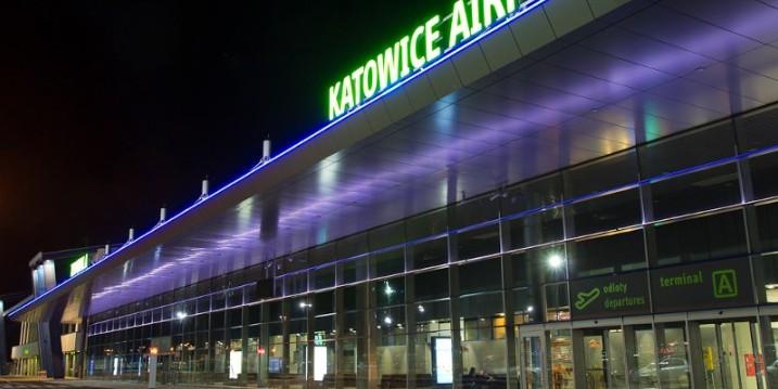 Katowice airport terminal