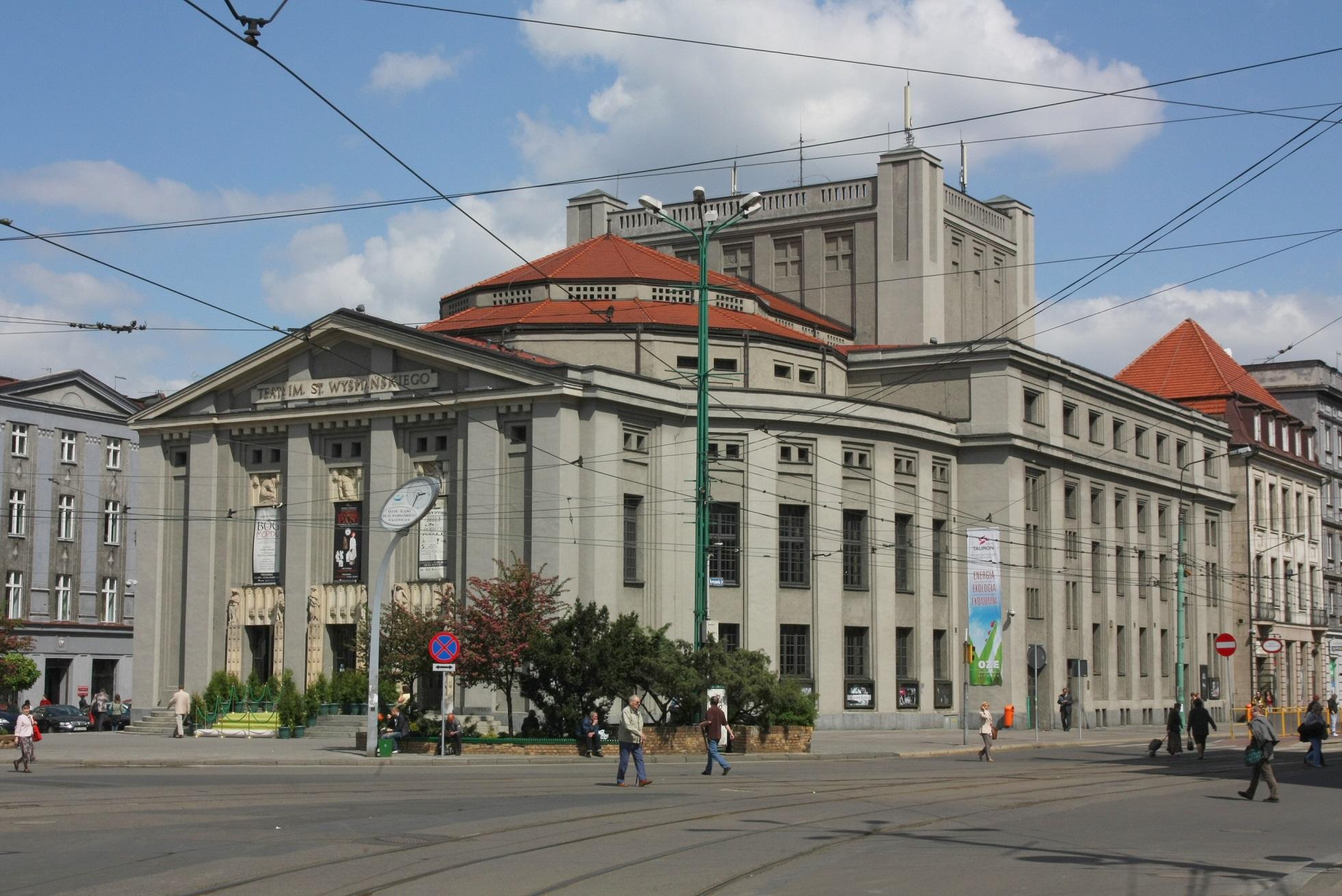 Katowice - Silesian Theatre