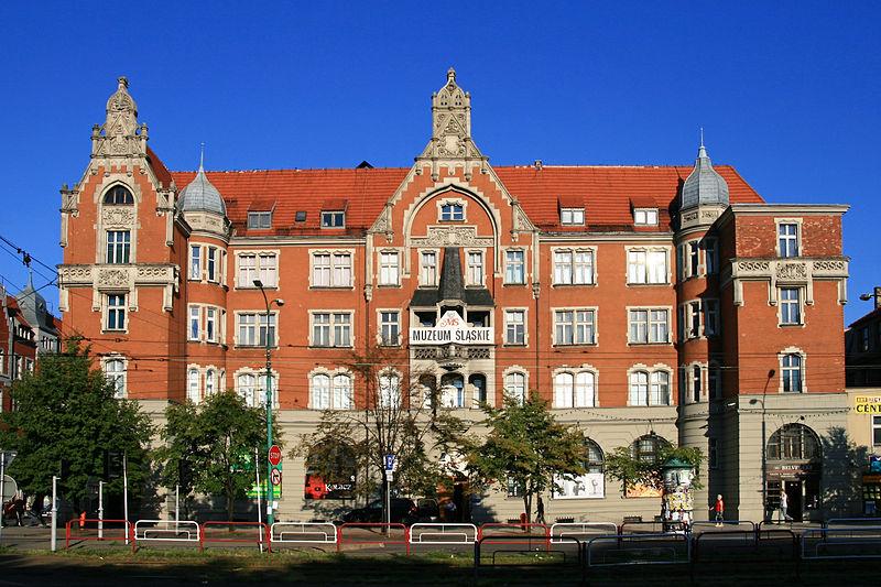 Silesian Museum in Katowice
