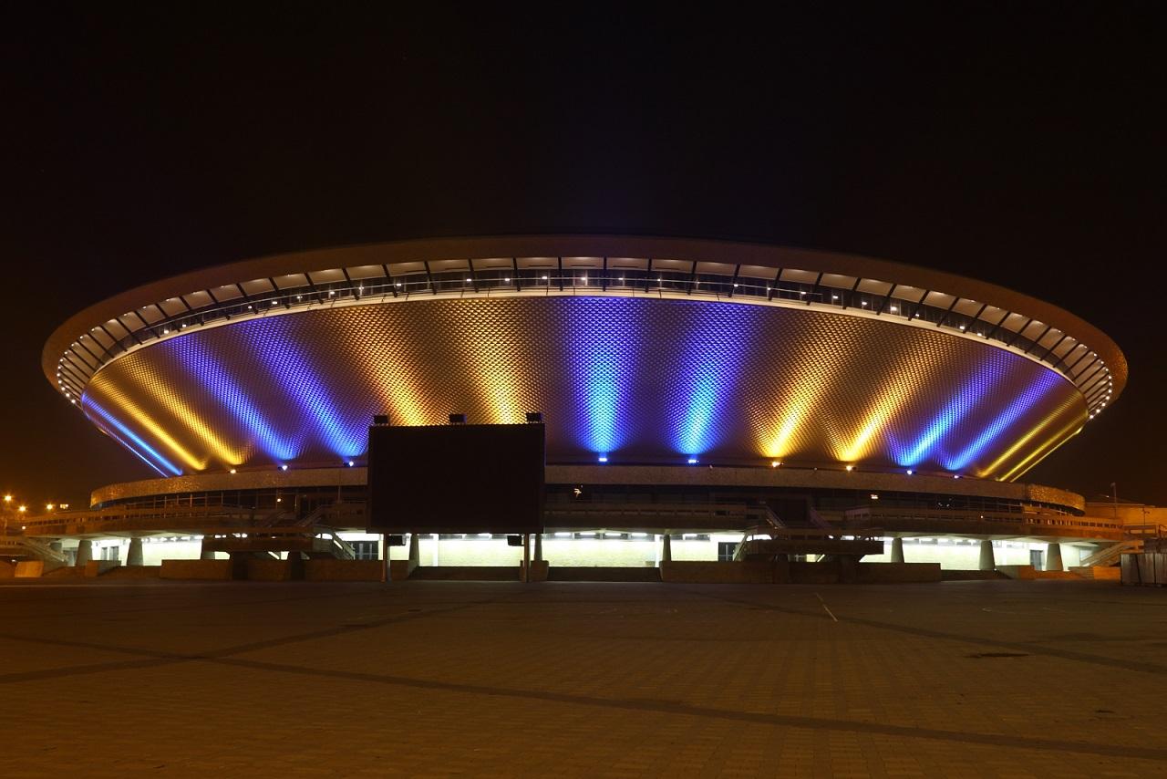 Spodek - Multipurpose Sports Arena
